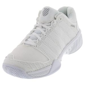 Men`s Hypercourt Express Tennis Shoes White and Highrise