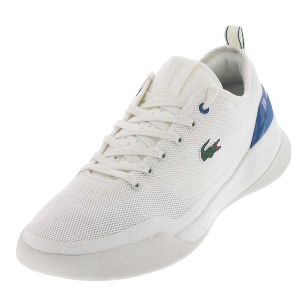 5f94fb4e5056 Men s Lt Dual 118 Tennis Shoes Off White And Dark Blue