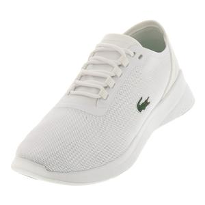 Men`s Lt Fit 118 Tennis Shoes White