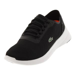 Women`s Lt Fit 118 Tennis Shoes Black and Dark Gray