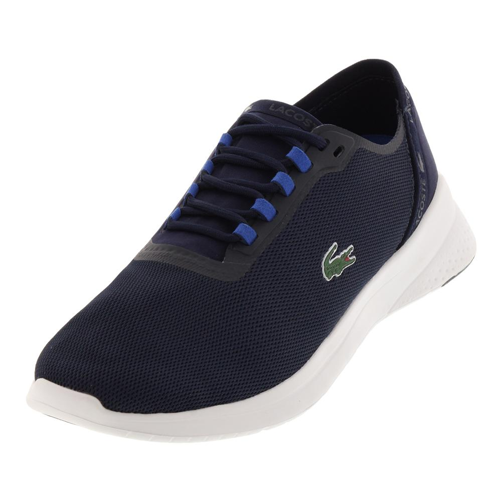 ac8aa4578 Men s Lt Fit 118 Tennis Shoes Navy And Dark Blue