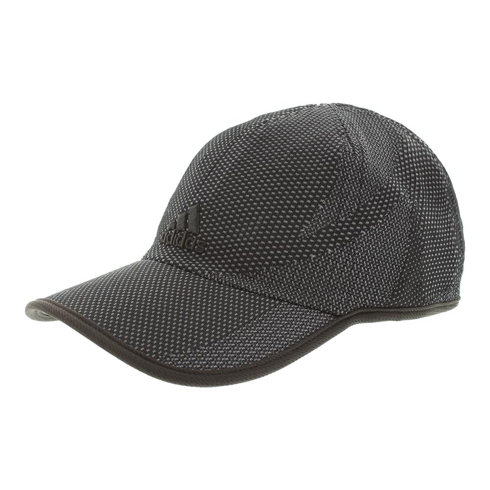 Men's Superlite Prime Tennis Cap Black And Onix