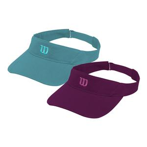 Women`s Rush Knit Tennis Visor