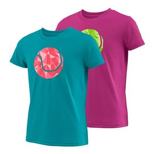 Girls` Tball Tech Tee