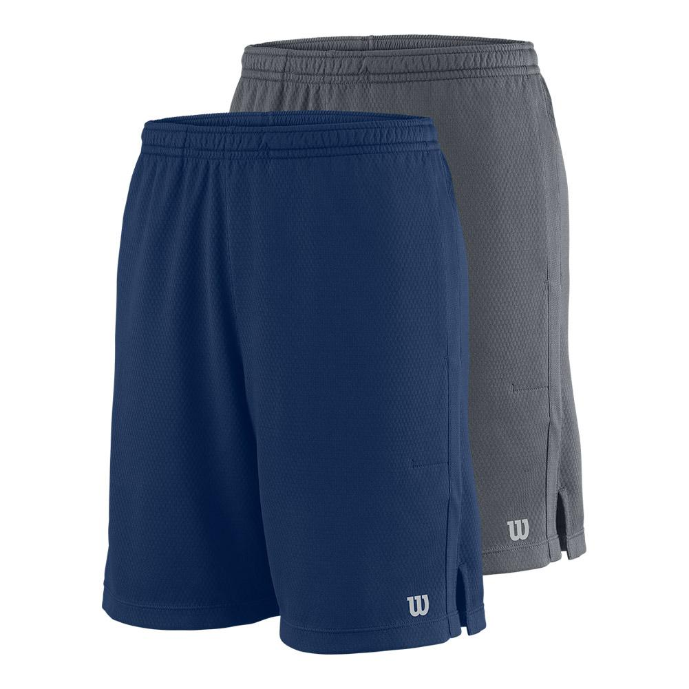 Boys ` Core Knit 7 Inch Tennis Short