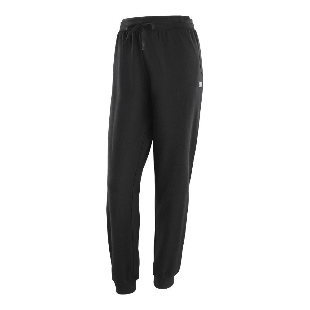Women's Jogger Tennis Pant Black