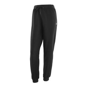Women`s Jogger Tennis Pant Black