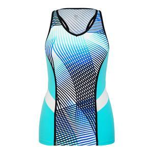 Women`s Oneida Tennis Tank Velocity