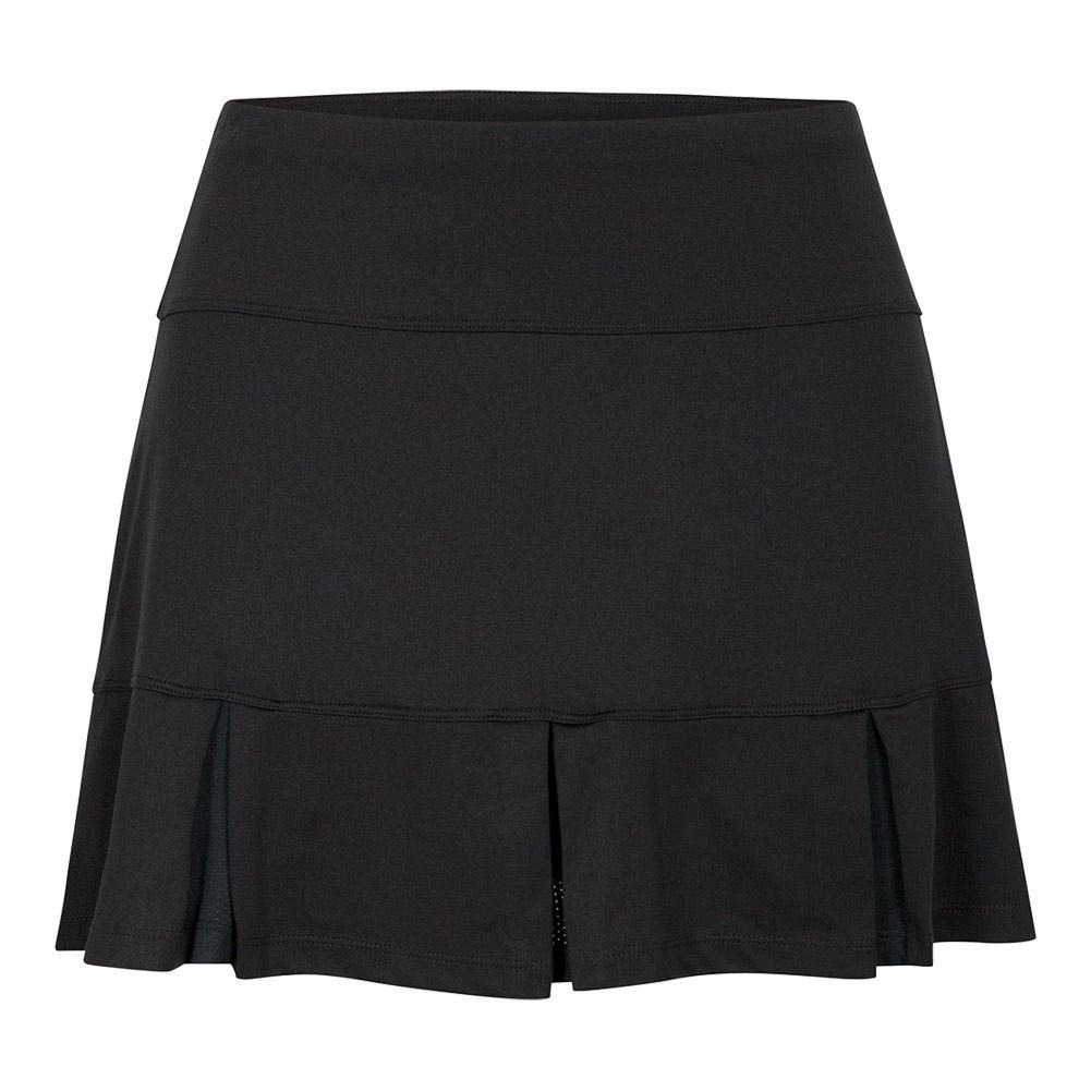 Women's Doral 14.5 Inch Tennis Skort Black