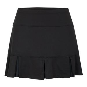 Women`s Doral 14.5 Inch Tennis Skort Black