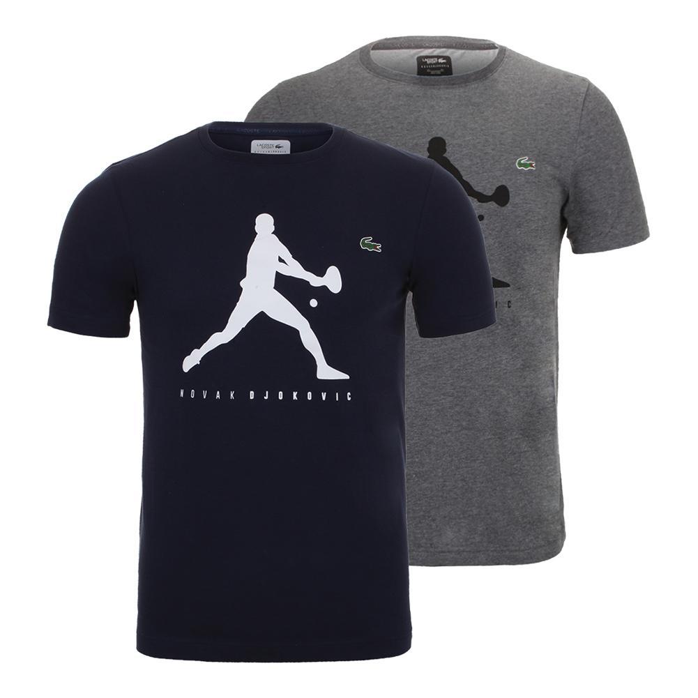 Men's Novak Logo Tennis Top