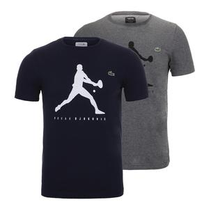 Men`s Novak Logo Tennis Top