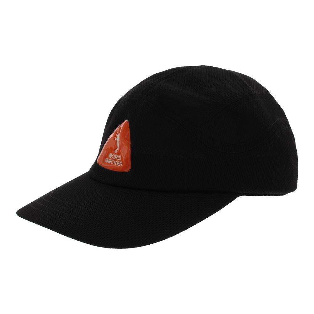 Tennis Cap Black