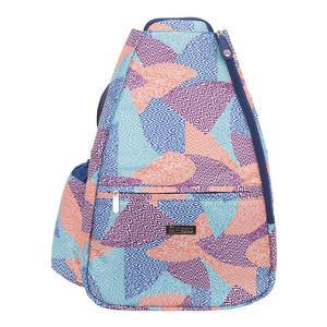 Women`s Tennis Backpack Aztec Print