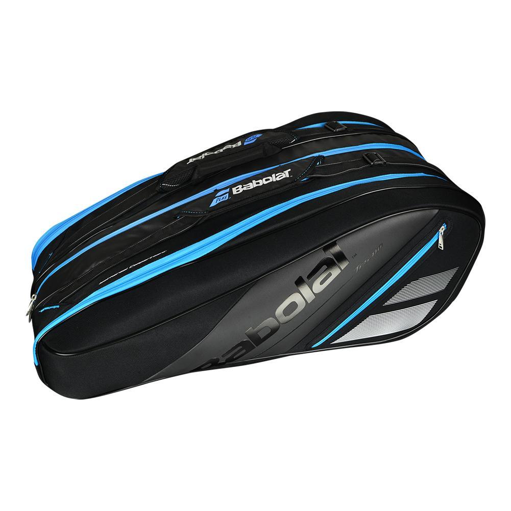 Team 12 Pack Tennis Bag Blue