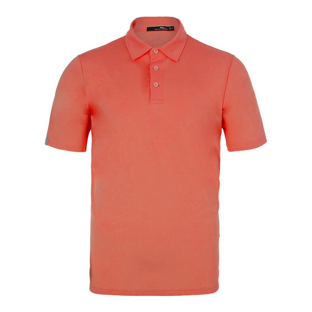Men's Solid Airflow Tennis Jersey