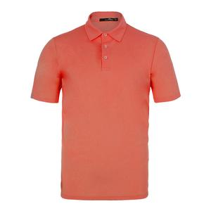 Men`s Solid Airflow Tennis Jersey