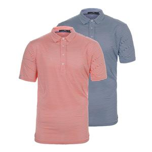 Men`s Feed Stripe Airflow Tennis Top