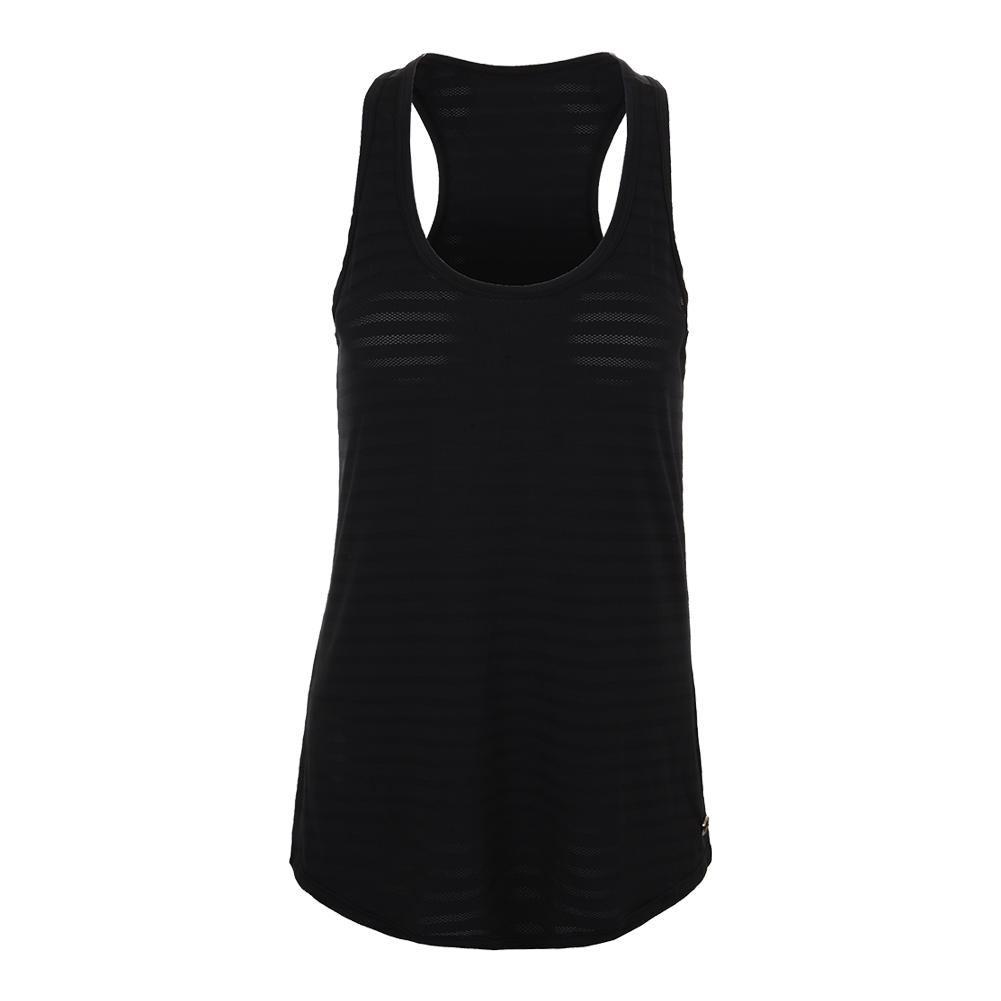 Women's Regatta Cover Up Tennis Top Black