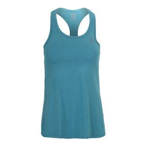 Women`s Race Day Tennis Tank Turquoise