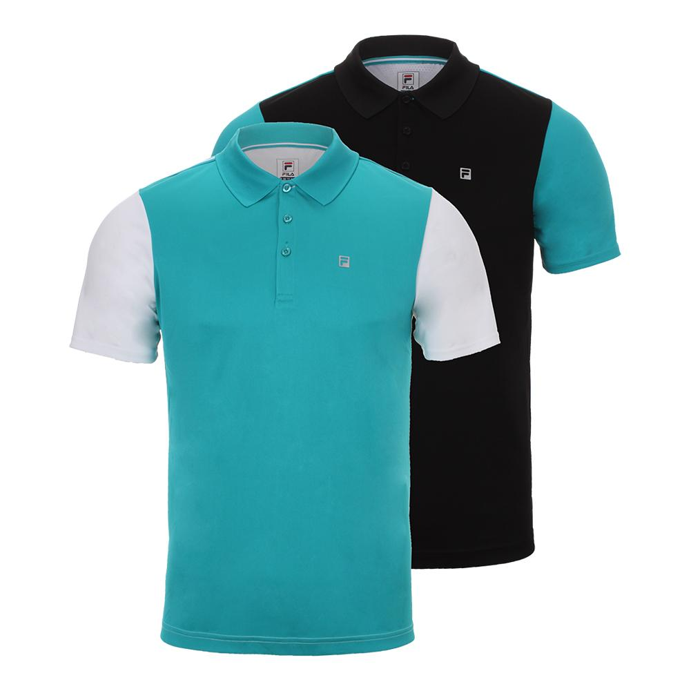 Men's Set Point Tennis Polo