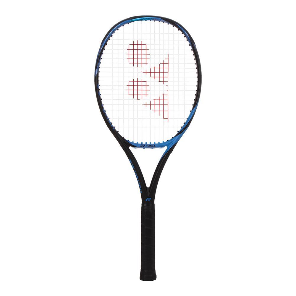 Ezone 100 Bright Blue Tennis Racquet