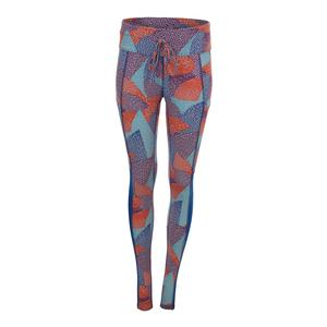 Women`s Intrigue Legging Aztec Print