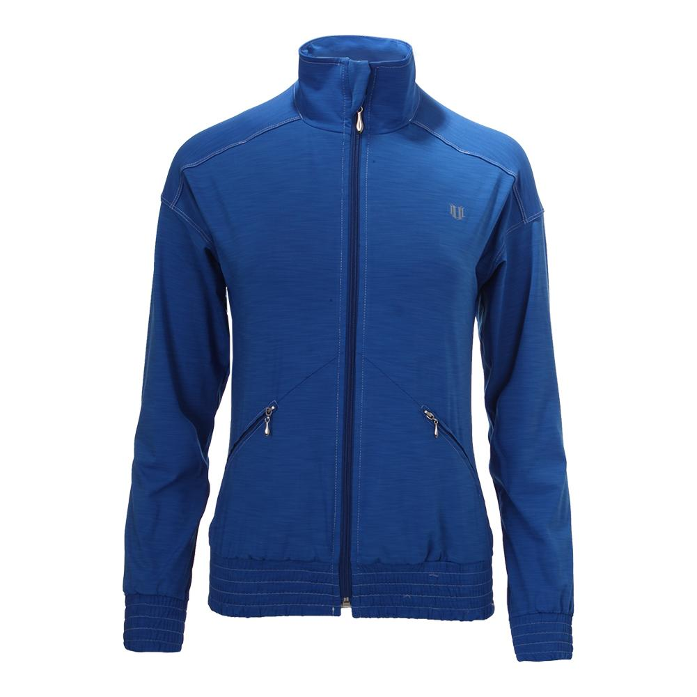 Women's On- Track Tennis Jacket Turkish Sea