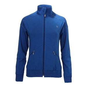 Women`s On-Track Tennis Jacket Turkish Sea