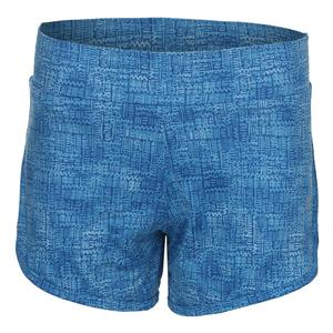 Women`s Third and Short Directoire Blue Tribal
