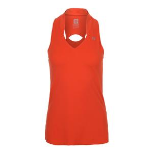 Women`s Topnotch Tennis Tank Orange