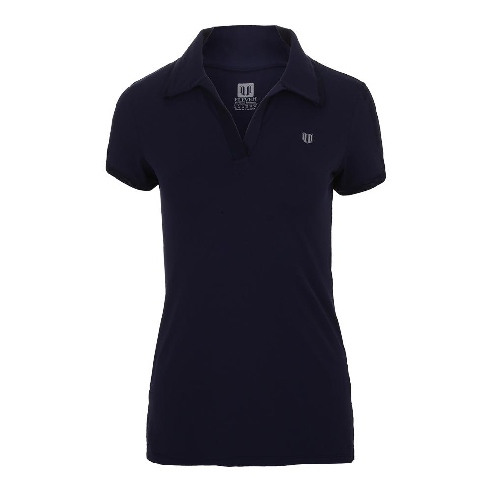 Women's Mentor Tennis Polo Admiral