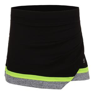 Women`s Ace 13 Inch Tennis Skort Black