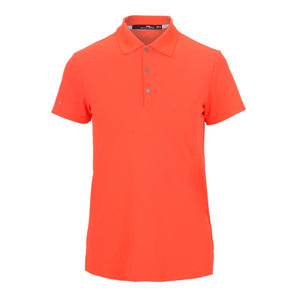 Women's Tournament Tennis Polo Blaze Wild Coral