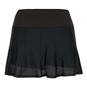 Women`s Shayla 13.5 Inch Tennis Skort Black
