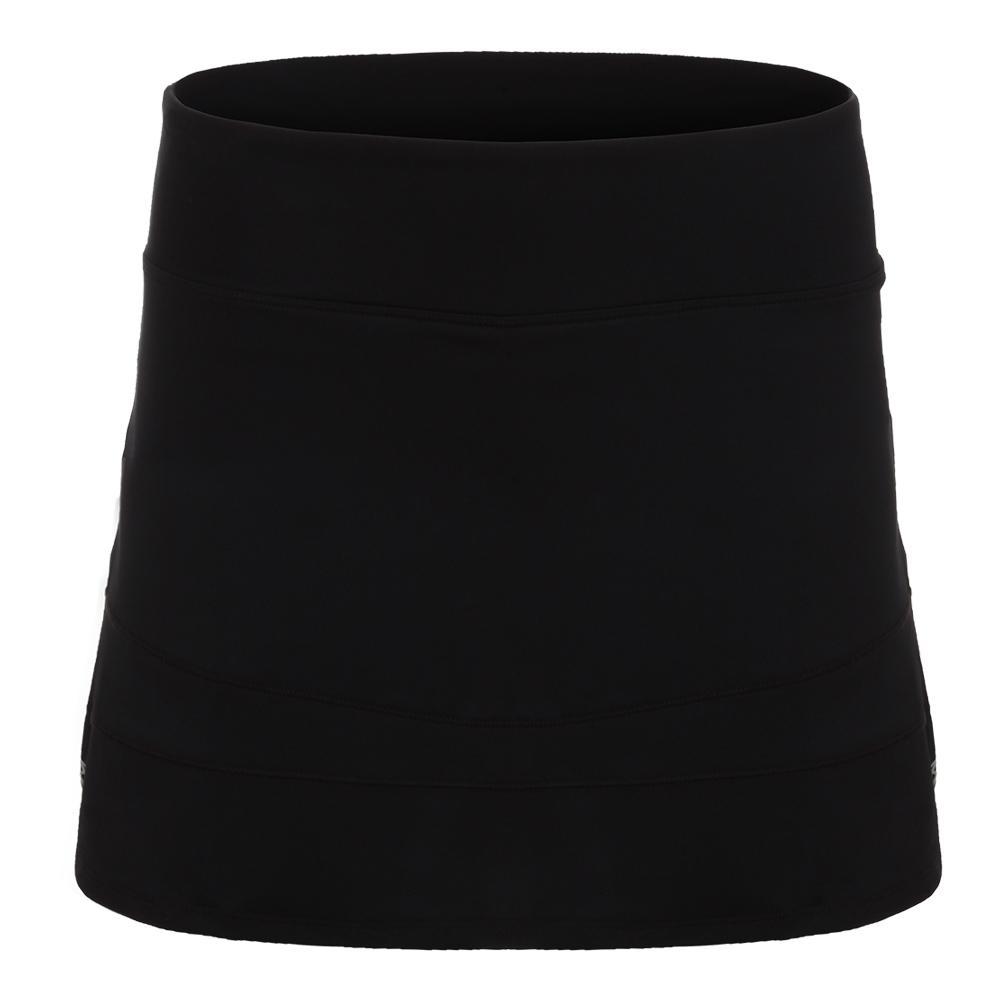 Women's Balance Tennis Skort Black