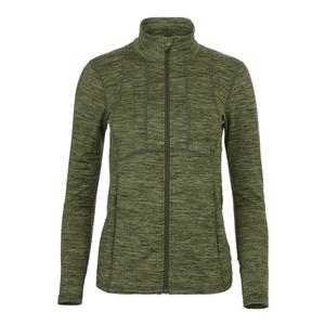 Women`s Hero Tennis Jacket Heather Sage