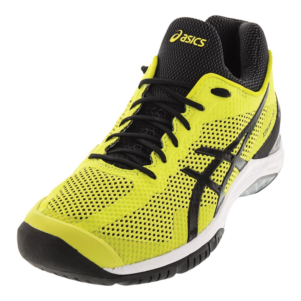 Unisex Gel- Court Ff Tennis Shoes Sulphur Springs And Black