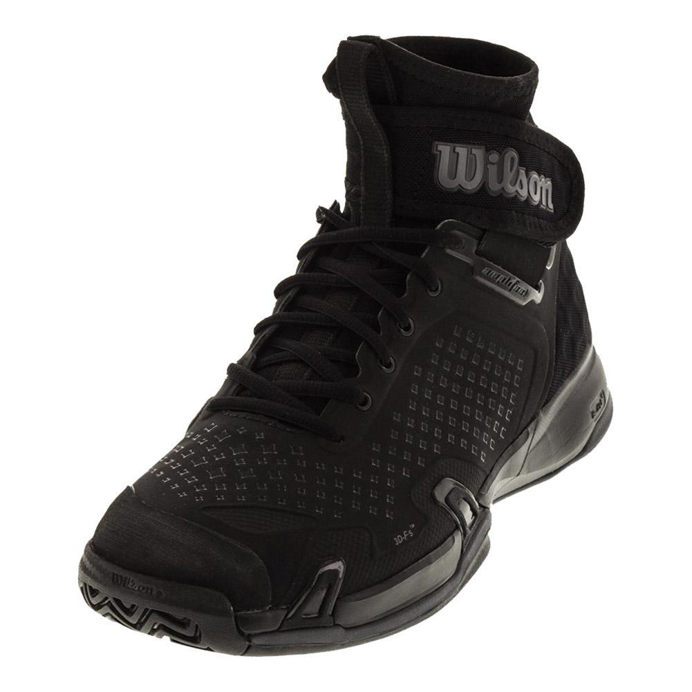 save off 85260 a9ea4 Wilson Unisex Amplifeel Tennis Shoes Black