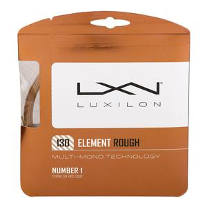 Element Rough 1.30/16G Tennis String Bronze