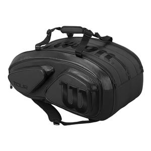 Tour V 15 Pack Tennis Bag Black