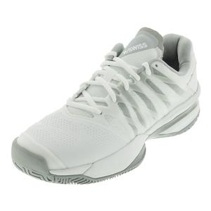 Men`s Ultrashot Tennis Shoes White and Highrise
