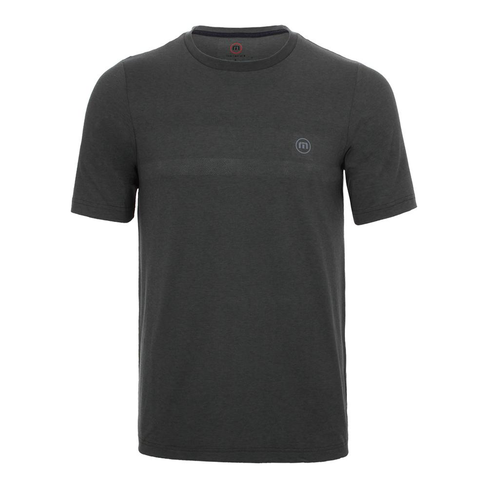 Men's Attack Tennis Crew Agave Green