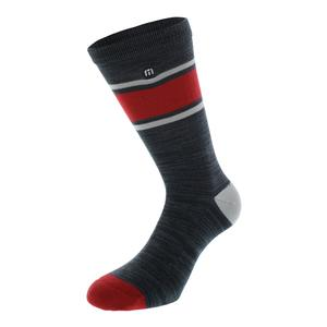 Men`s Bear Trap Tennis Socks Blue Nights