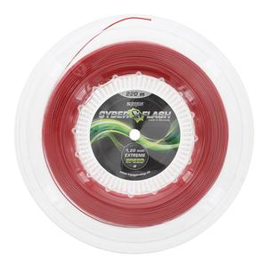 Cyber Flash 18G 1.20 Tennis String Reel Red