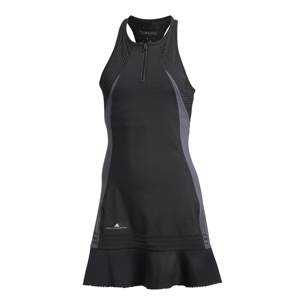 Women's Stella Mccartney Barricade Tennis Dress Black