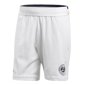 Men`s Roland Garros Tennis Short White