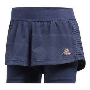 Women`s Roland Garros Tennis Short Noble Indigo