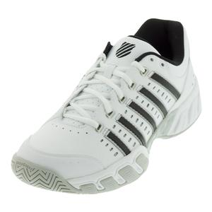 Men`s Bigshot Light LTR Tennis Shoes White and Black