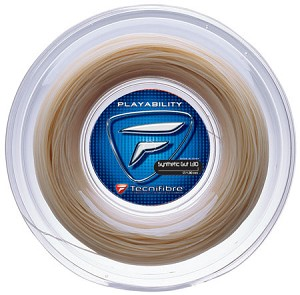 TECNIFIBRE SYNTHETIC 16G REEL WHITE